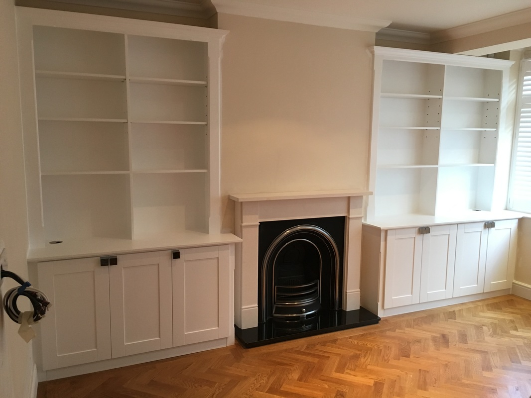 Elite Interiors London | Traditional And Contemporary Styled Alcove ...